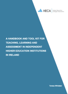 A handbook and tool kit for teaching