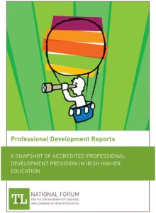 A Snapshot of Accredited Professional Development Provision in Irish Higher Education