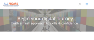 All Aboard: Digital Skills in Higher Education