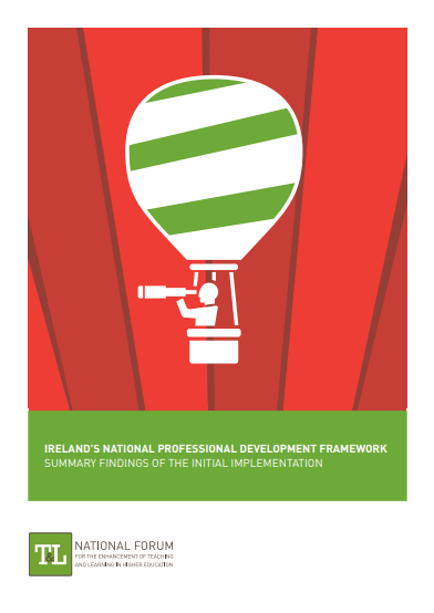 Ireland's National Professional Development Framework Summary Findings of the Initial Implementation