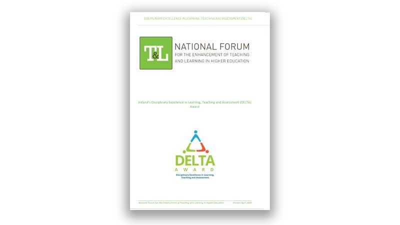 DELTA Award Handbook (May 2021 version)