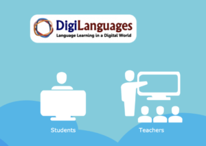 Digilanguages; offering flexible support for language learners during various transition periods