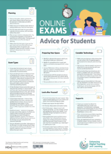 EDTL Approach for Students: Online Exams