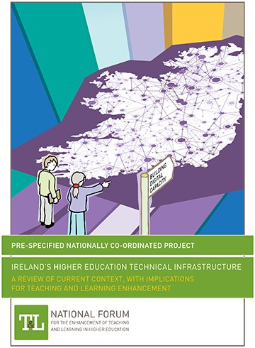 Ireland's Higher Education Technical Infrastructure: A Review of Current Context
