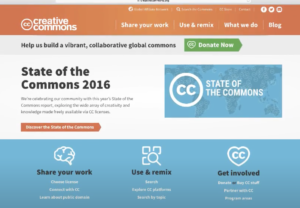 How to add a Creative Commons license to your work