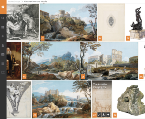 Ireland's National Gallery; 1000 high res images of artwork; available under an open data initiative