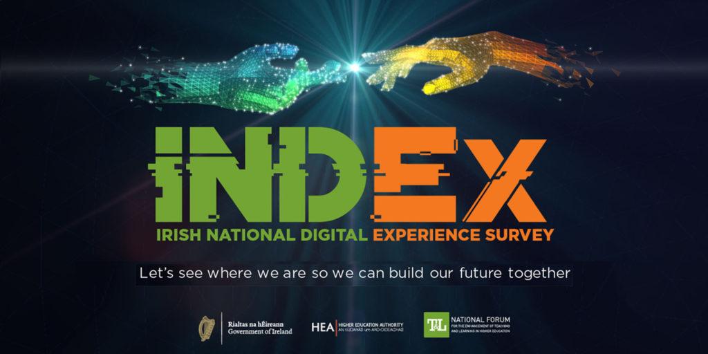 Irish National Digital Experience (INDEx) Survey Report Launch Event