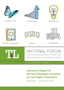 Summary Report of Sectoral Dialogue Sessions in Irish Higher Education