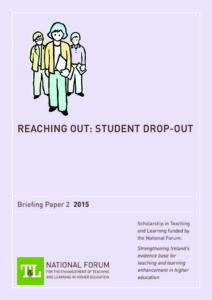 Reaching Out: Student Drop-Out