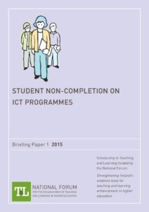 Student Non-Completion on ICT Programmes