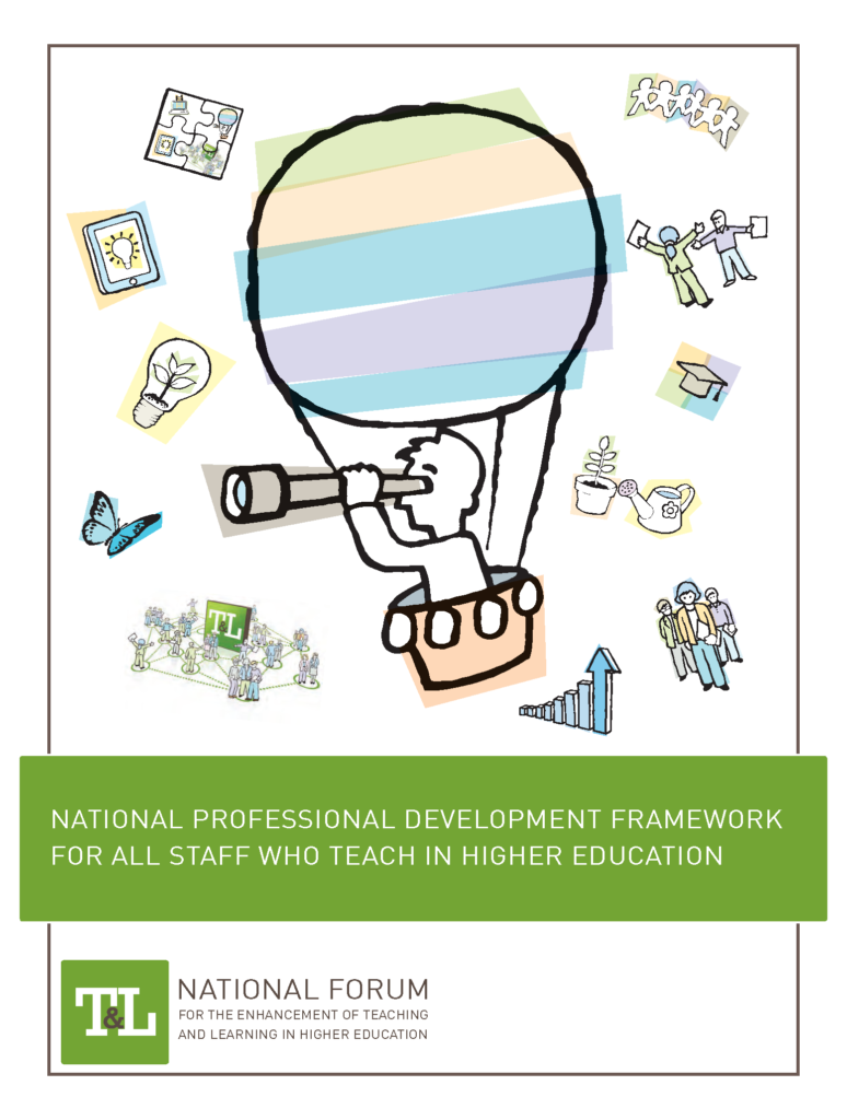 National Professional Development Framework for all Staff Who Teach in Higher Education