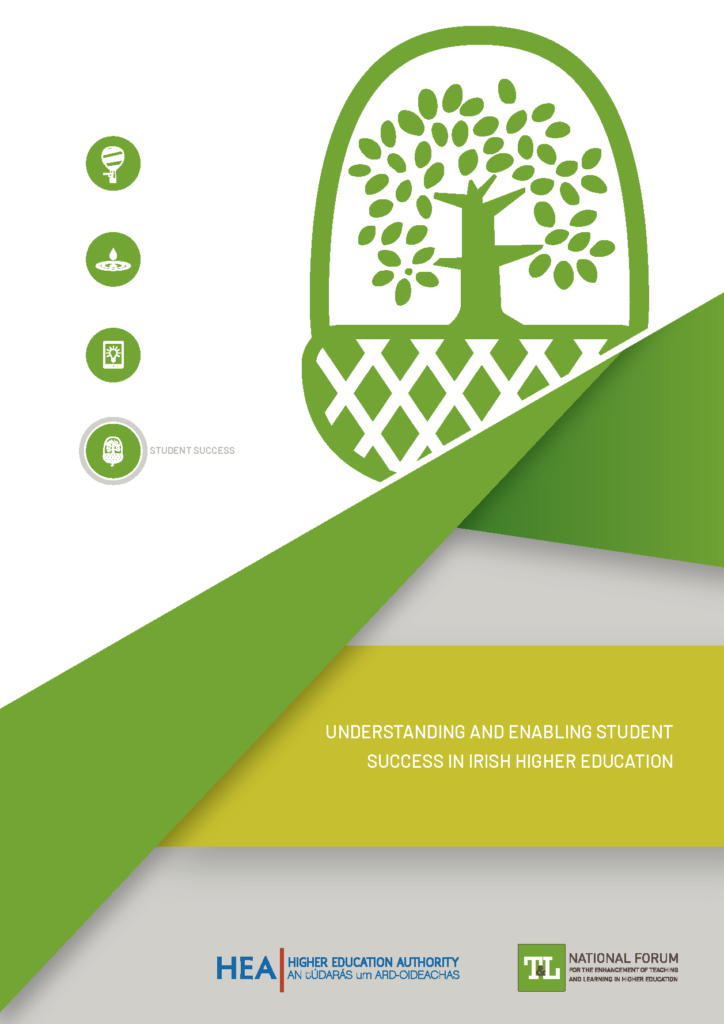 Understanding and Enabling Student Success in Irish Higher Education