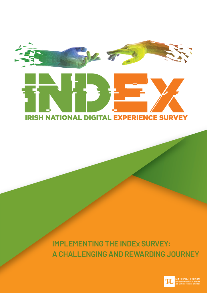 Implementing the Irish National Digital Experience (INDEx) Survey: A Challenging and Rewarding Journey
