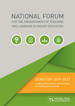 Strategy 2019-2021 Leading Enhancement and Innovation in Teaching and Learning