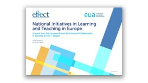 National Initiatives in Learning and Teaching in Europe