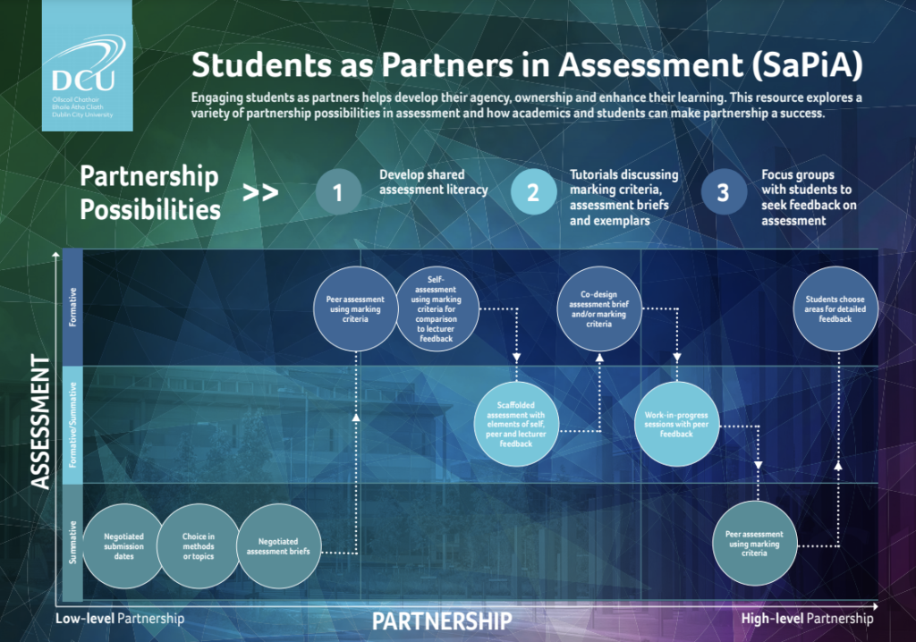 Students as Partners in Assessment (SAPIA)
