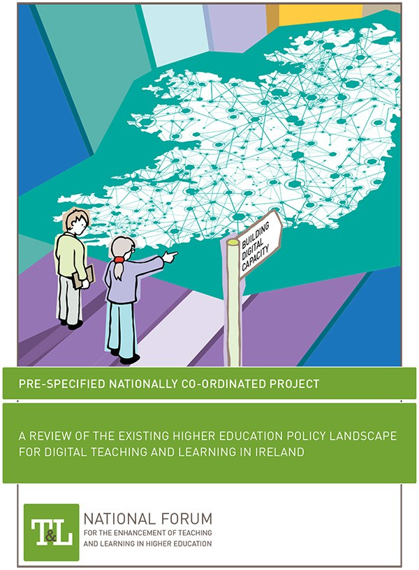 A Review of the Existing Higher Education Policy Landscape for Digital Teaching and Learning in Ireland