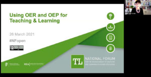 Webinar: Using OER and OEP for Teaching and Learning